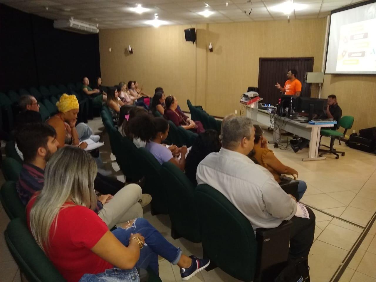 Palestras & Workshops